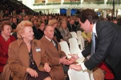 Muere a los 98 años la madre del ex presidente José María Aznar