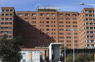 Hospital Vall d'Hebron.