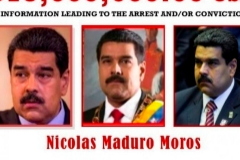 EEUU pone a Maduro al mismo nivel que a Bin Laden  y evoca el fantasma de  Noriega