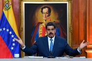 Nicolás Maduro, en una imagen reciente.