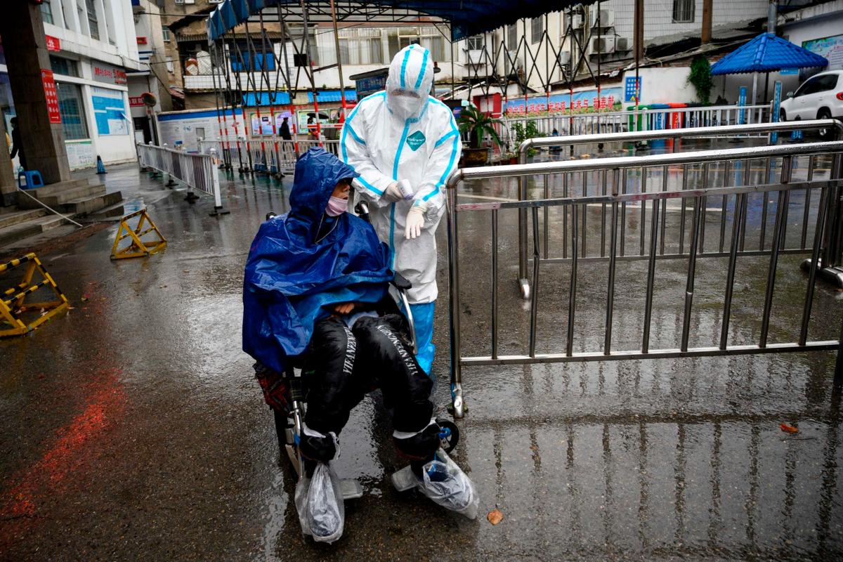 Los apestados de Hubei: los habitantes de la zona cero del virus sufren los prejuicios del resto de China