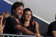 Javier Bardem y Penélope Cruz, en una imagen de archivo.