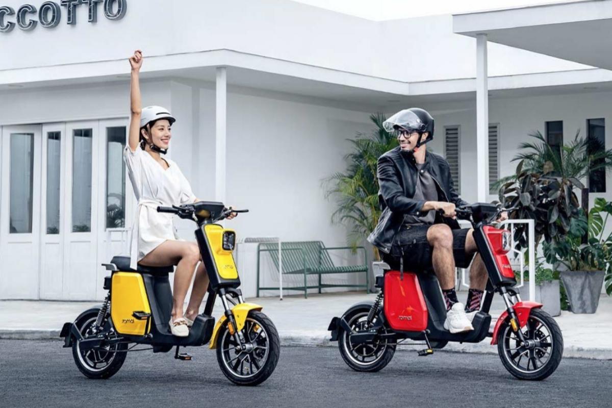 Sus nuevas motos eléctricas de Xiaomi cuestan lo que un patinete