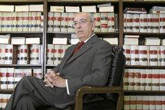 El ex alcalde de Sevilla Manuel del Valle, en un foto tomada en 2009.