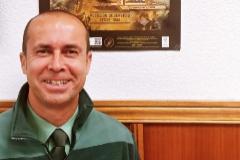 El teniente coronel de la Guardia Civil Jesús Gayoso.