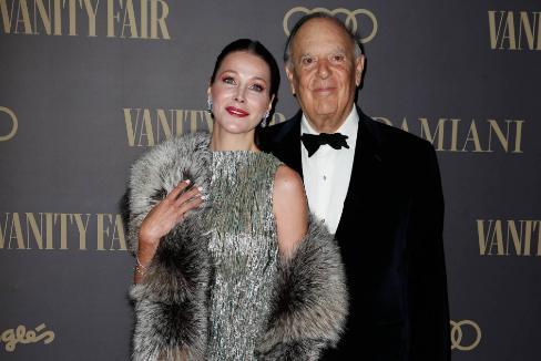 Carlos Falcó y Esther Doña en noviembre de 2019
