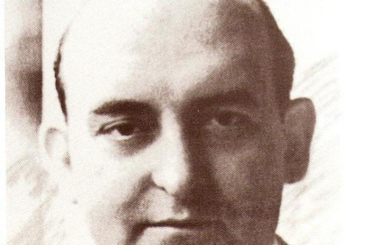 Foto de archivo del comisario Melitón Manzanas.