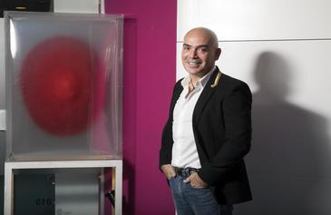 El empresario Kike Sarasola