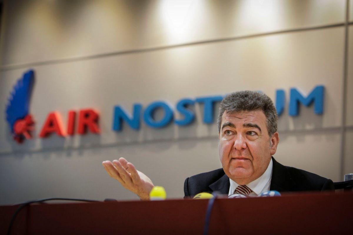 Air Nostrum deja de volar por las restricciones ocasionadas por el coronavirus