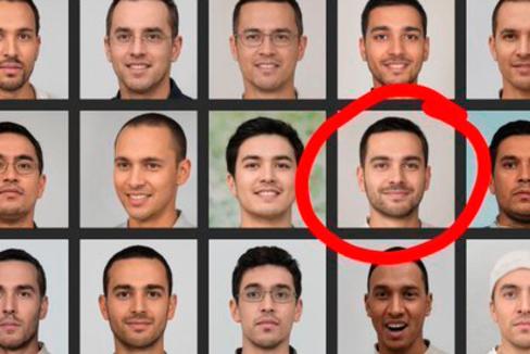 La foto de perfil de Miguel Lacambra fue generada por Inteligencia Artificial.