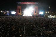 PIE: Miles de 'fibers' en la última edición del festival benicense.