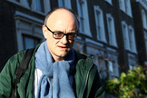 Dominic Cummings, en Londres.