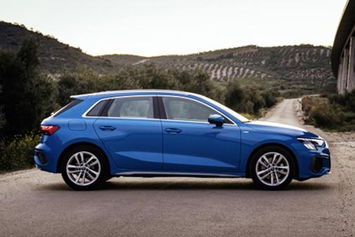 Utiliza la plataforma transversal MQB del Grupo VW.