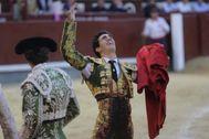 Tomás Rufo, en Las Ventas