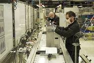 Unos 150 empleados de Seat Martorell se han implicado en el diseño y fabricación de respiradores hospitalarios.
