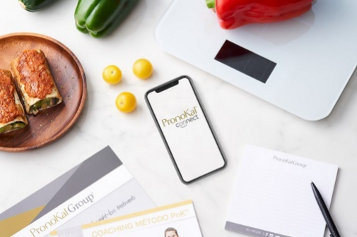 Pronokal Connect es la 'app' de asesoramiento constante y personalizado que ha puesto ne marcha la marca de dietas cetógenicas.