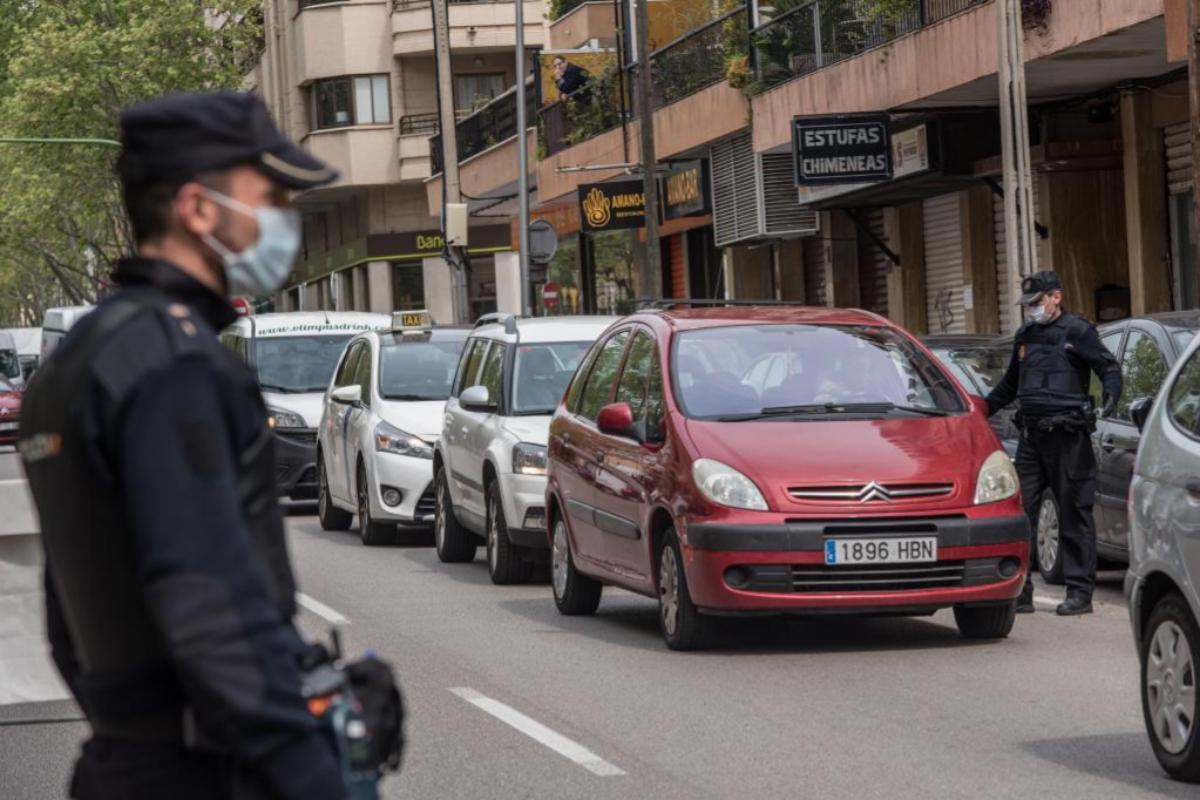 La Policía localiza una terraza interior en Ferrol a la que se accedía con contraseña