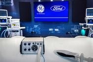 Ford lleva días trabajando en el diseño del A-E ventilator, su respirador