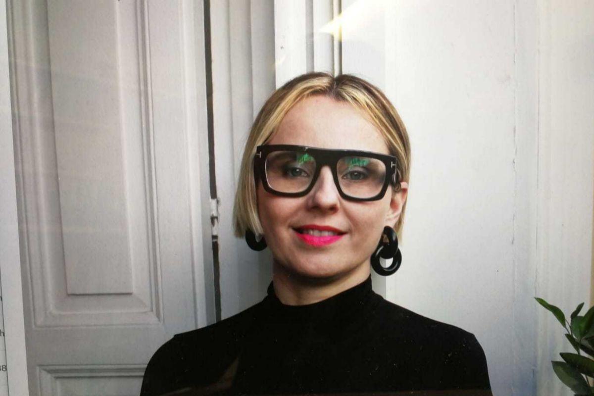 Eva Iszoro, opositora de la Comunidad de Madrid.