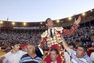 La temporada taurina perfila su horizonte en un septiembre loco: de Hogueras a la Feria 'de Abril'
