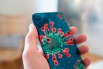 El coronavirus sobrevive más de dos días en tu móvil