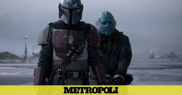 METRÓPOLI - cover