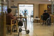 Residencia geriátrica en Cataluña.