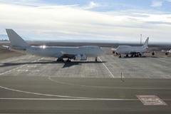Así pasan su cuarentena los aviones por el Covid-19 en España