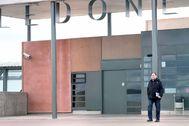 3 Marzo de 2020 - Cataluña - Barcelona - Centre Penitenciari de lt;HIT gt;Lledoners lt;/HIT gt; - Sortida Oriol Junqueras - Foto Marga Cruz