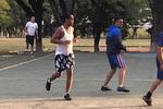 El confinamiento de Ronaldinho en prisión: perder partidos con asesinos pero hablar por el móvil