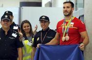 Craviotto vuelve a la Policía para ayudar en la lucha contra el Covid-19