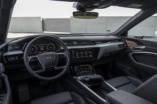 El nivel de equipamiento e infoentretenimiento es el máximo de Audi.