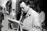 Imagen de archivo de Albert Camus.