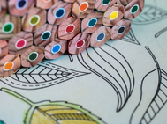 Diez libros para colorear el estrés durante la cuarentena