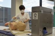 Seat reanuda producción con más de 100 empleados para fabricar respiradores