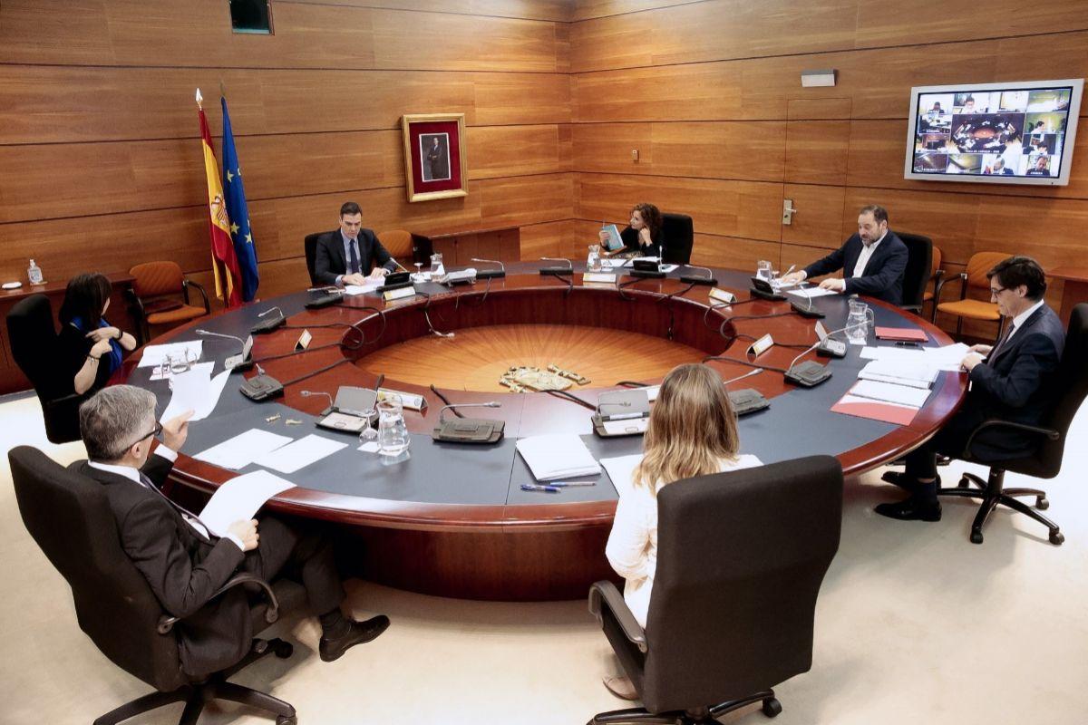 Unidas Podemos pide que el Gobierno done el 50% de sus sueldos para la lucha contra el coronavirus
