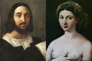 Rafael y Margherita, el amor más intenso del arte clásico