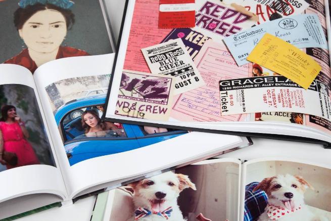 Diez álbumes para ordenar y lucir las fotos de tus viajes