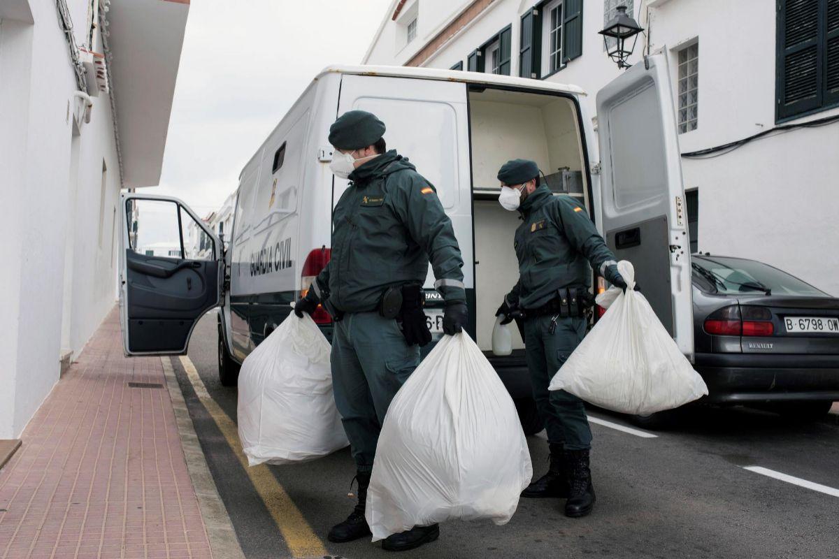 La Guardia Civil ordena que sus contagiados por coronavirus no se registren como accidentes laborales