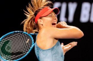 Sharapova comparte su número de teléfono para charlar con sus seguidores