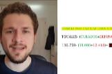 """Las estadísticas de Jano García: """"Las muertes bajarán drásticamente a partir del 20 de abril"""""""