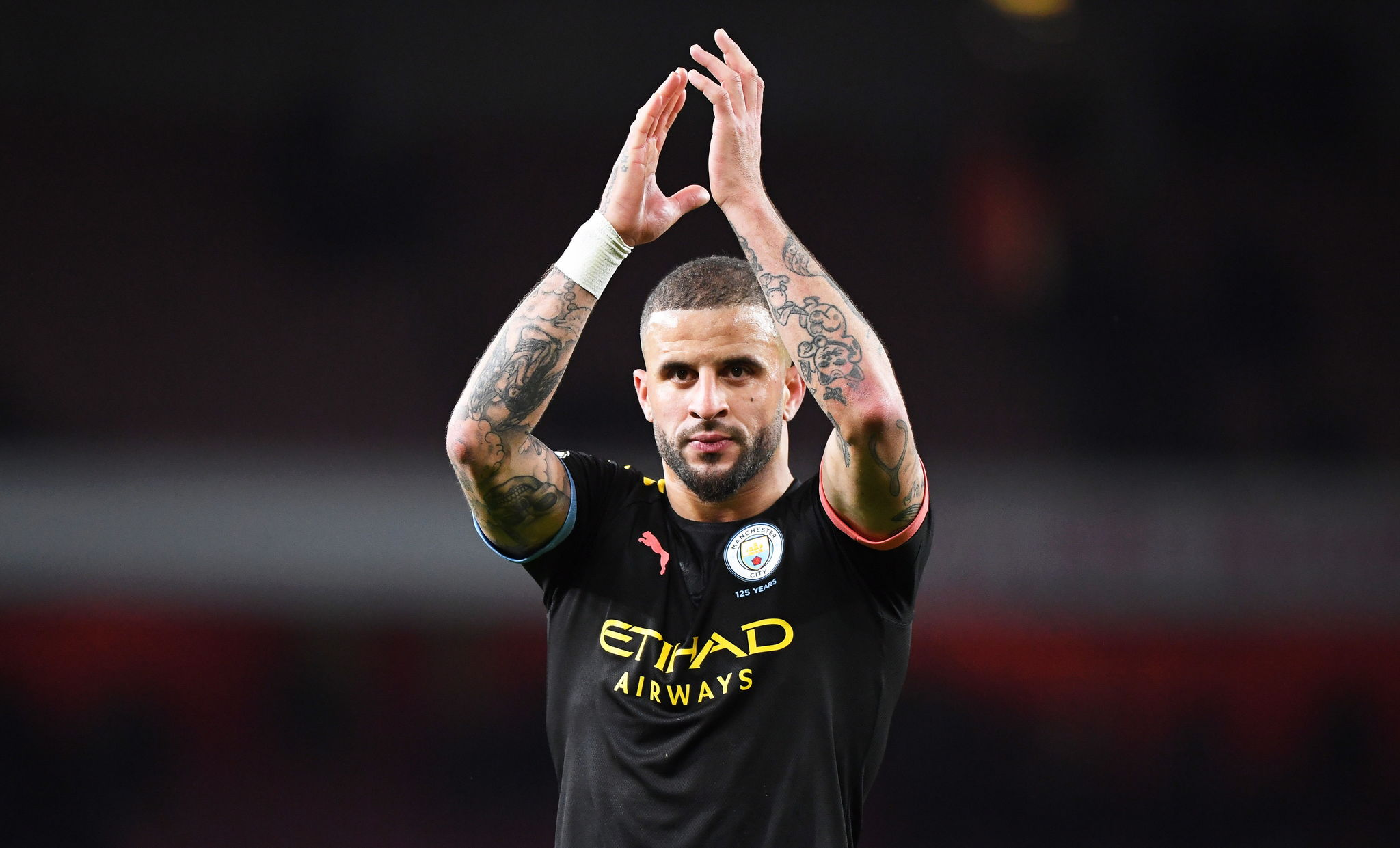 La fiesta sexual de Kyle Walker, defensa del City, en pleno confinamiento