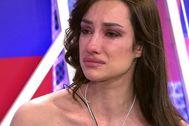 Adara sufre un ataque de ansiedad en Sábado Deluxe y abandona el plató