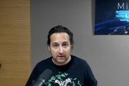 Las críticas de Iker Jiménez a los periodistas por el coronavirus en La estirpe de los libres.