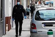 Los agentes han localizado a una mujer con alzheimer que se había perdido.