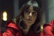 Críticas en las redes a La casa de papel por el personaje que interpreta Belén Cuesta.
