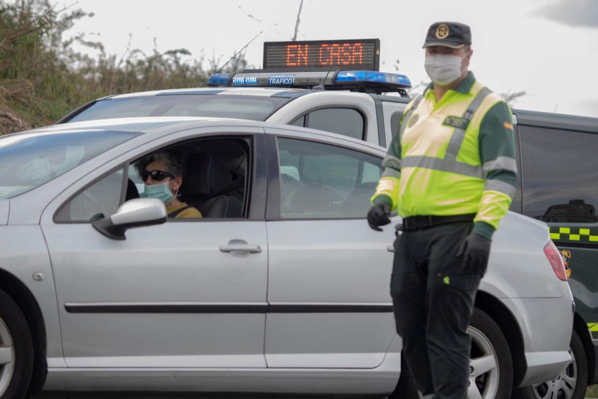 ¿En qué situaciones está permitido usar el coche durante Semana Santa?