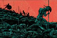 """""""La cólera"""", el cómic sobre el origen de Europa que lucha contra la pandemia"""