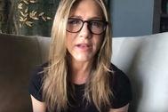 Jennifer Aniston le da una sorpresa a una enfermera con coronavirus y le entrega 10.000 dólares