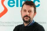 Julio García, portavoz de la Sociedad de Enfermedades Infecciosas
